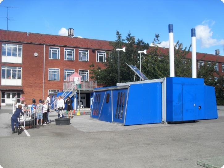 Sience i Skolegården
