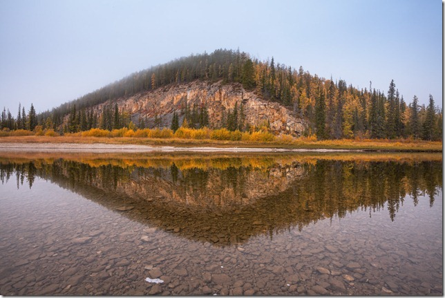 фото Якутии осенью