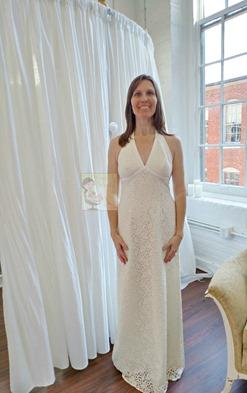 Mimi's Wedding Dress
