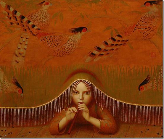 papagena - Andrey Remnev - ENKAUSTIKOS
