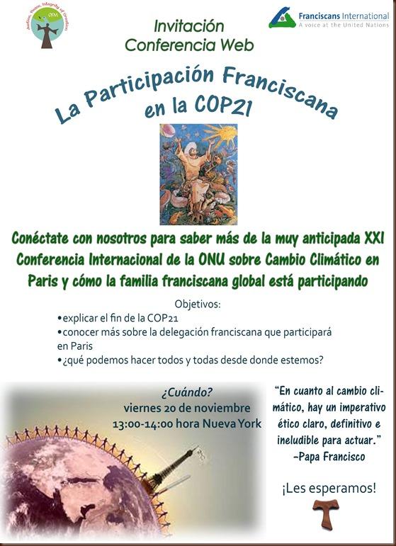 afiche conferencia web cop21 FINAL