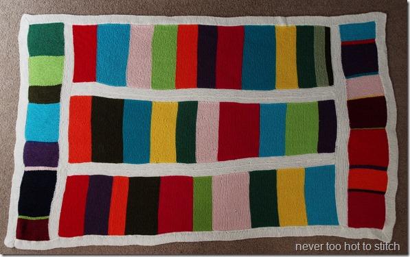 mum's blanket #4