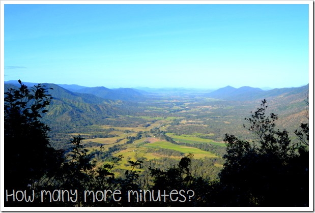 Sky Window Lookout in Eungella NP | How Many More Minutes?
