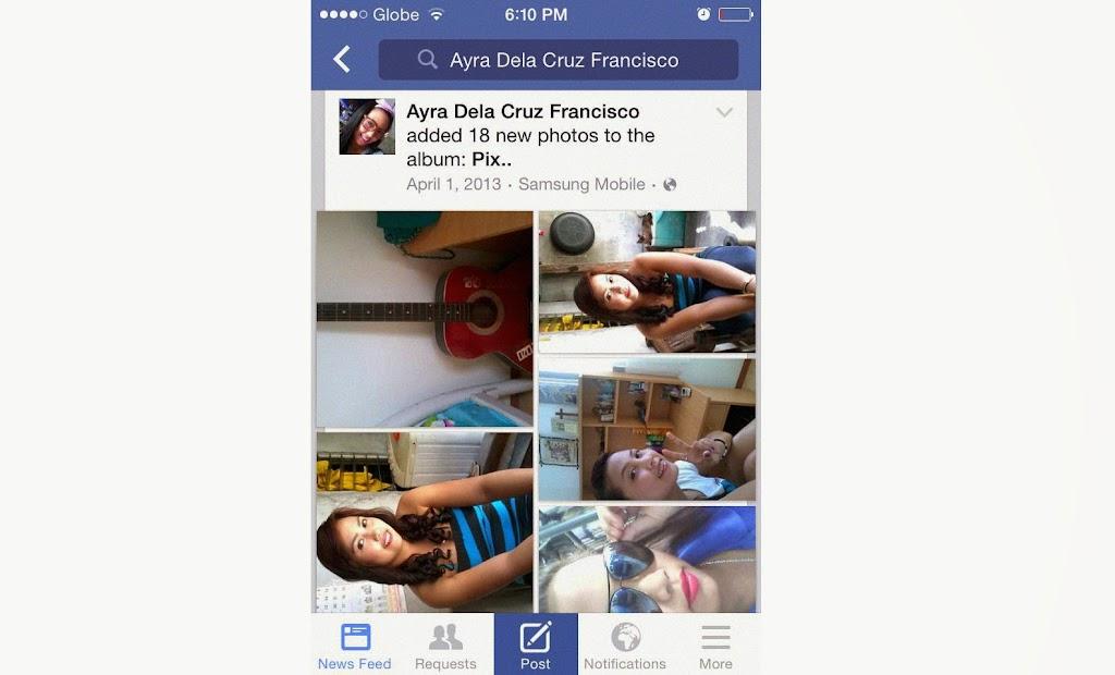 Mother's Joke on Facebook about new pet, looked disturbing 5-25-2015