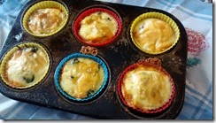 egg muffins, good enough to eat!