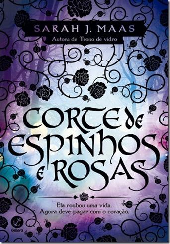 Capa Corte de Espinhos e Rosas V3 DS