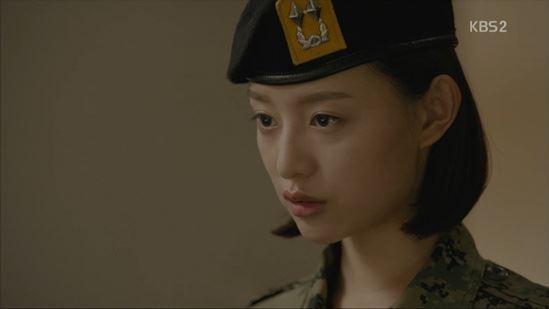 김지원군복