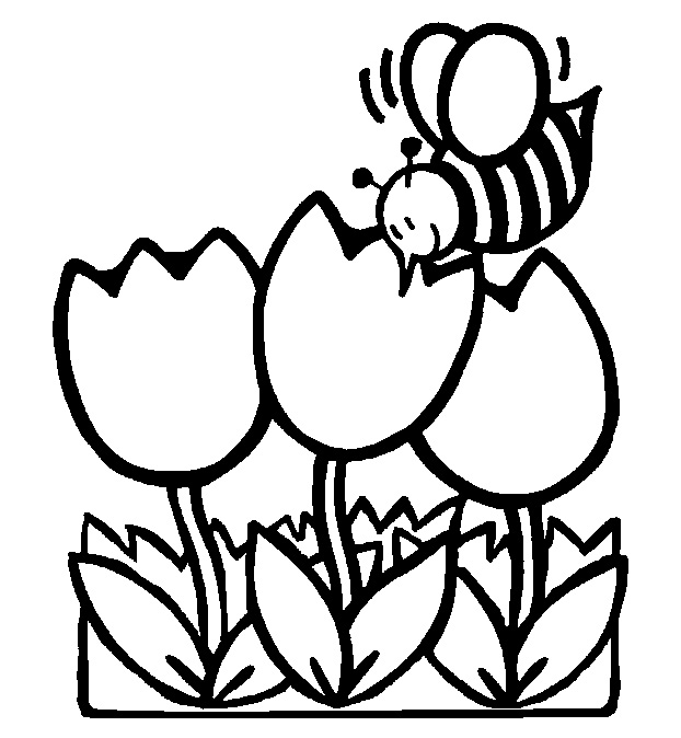 spring coloring pages for kids printable - Spring coloring pages Free printable coloring pages for kids