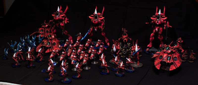 Eldar army finished lets start with eldar army publicscrutiny Image collections
