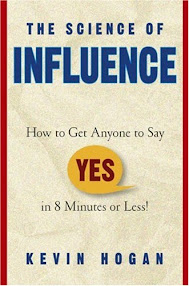 Cover of Kevin Hogan's Book The Science Of Influence