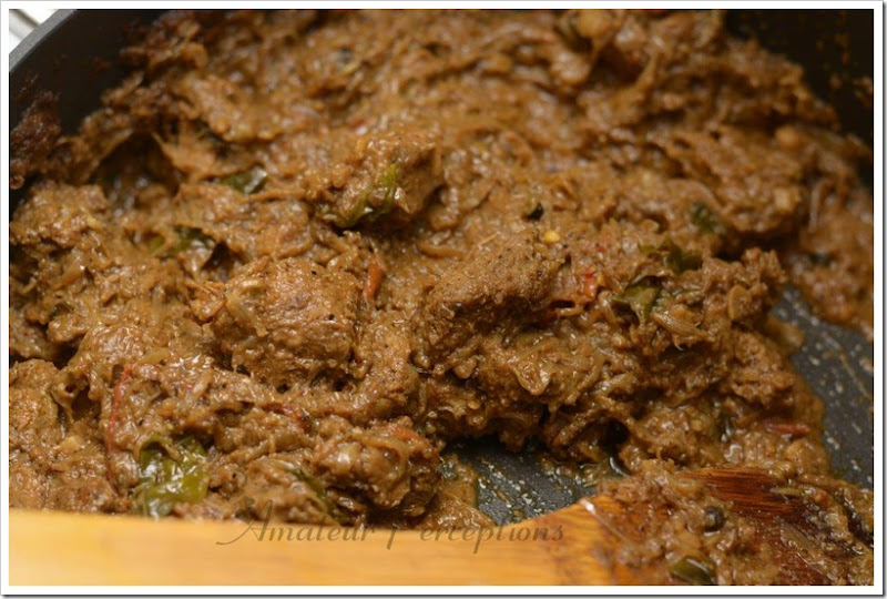 Chettinad Lamb Roast 7
