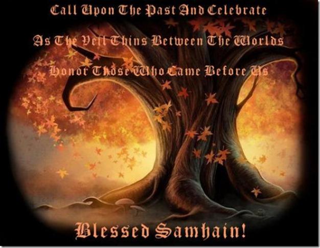 Blessed-Samhain