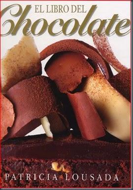 El libro del chocolate - Patricia Lousada