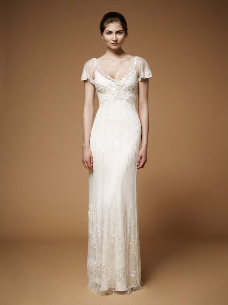 Emms\'s blog: A short wedding dress.