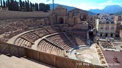 Il Teatro Romano - Cartagena