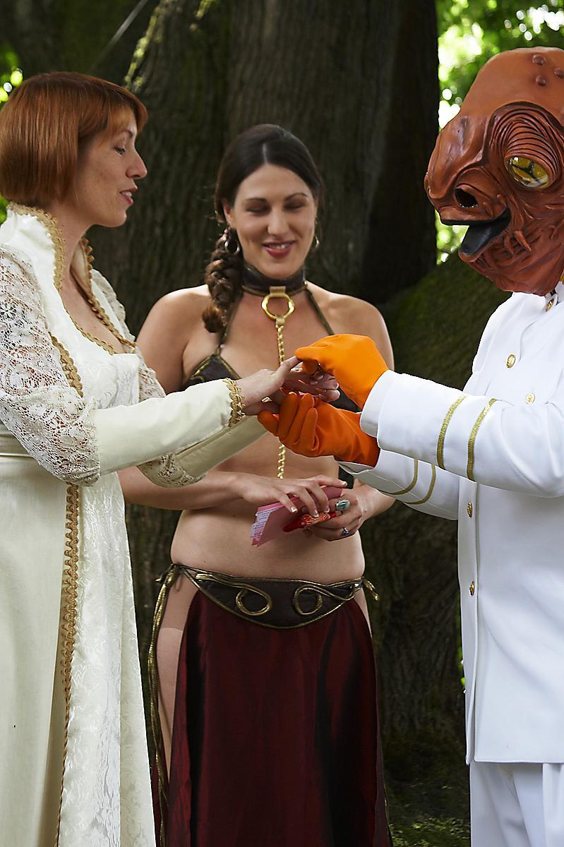 the Geekiest Wedding Ever