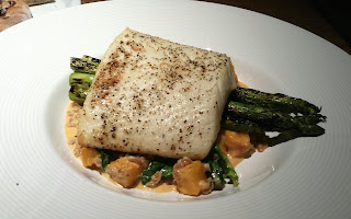 Hearth-Roasted Halibut