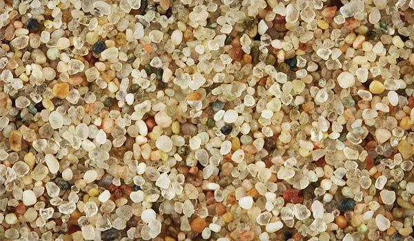Image of aquarium substrates