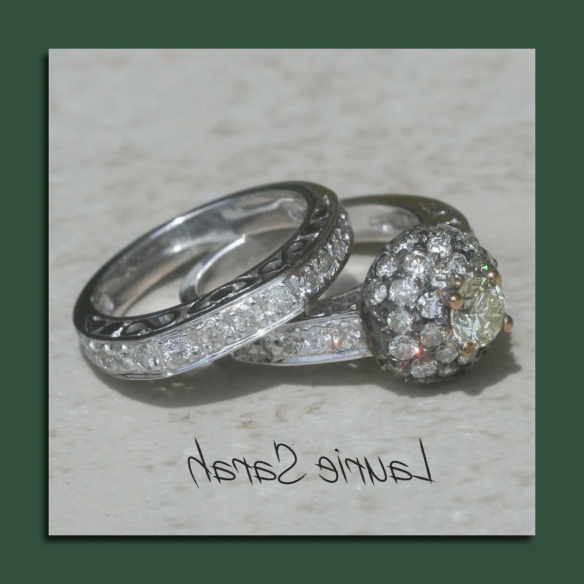 Wedding Ring Set - LS171