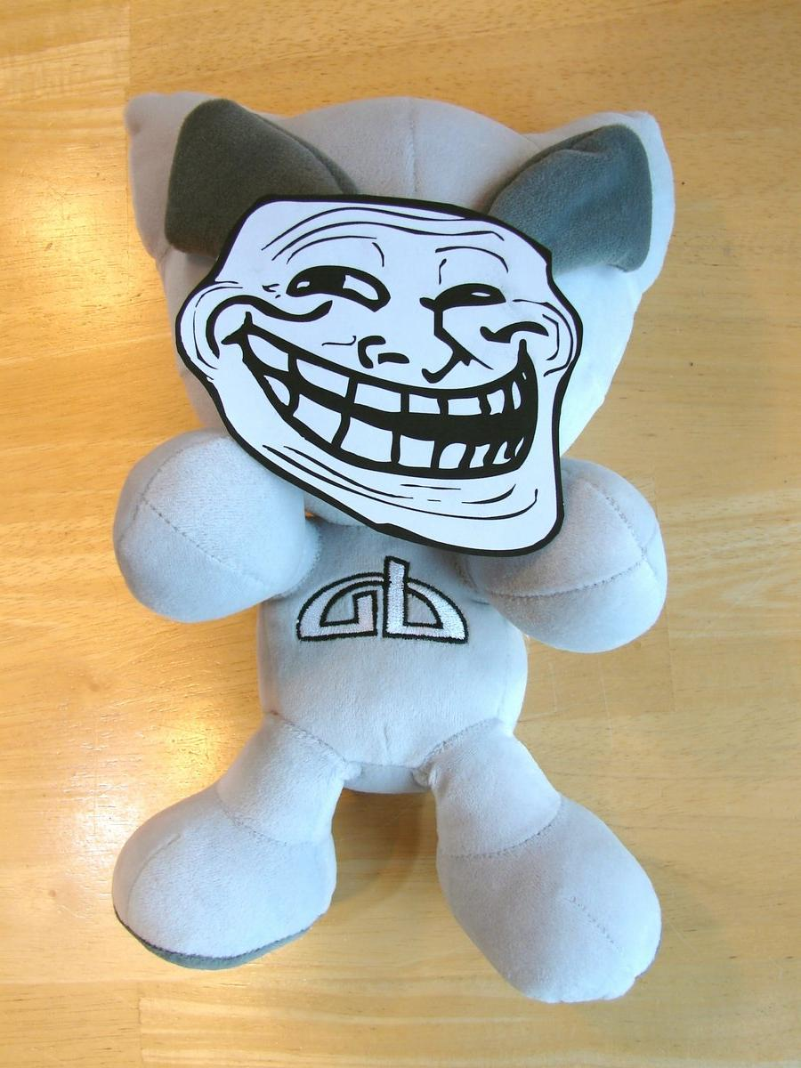 Fella Trollface by
