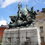 in Stockholm, Södermanland, Sweden
