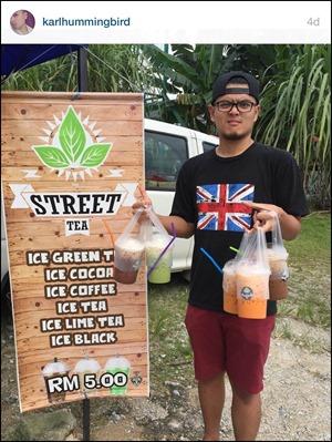 Blog Nisakay - Street Tea Ampang 1