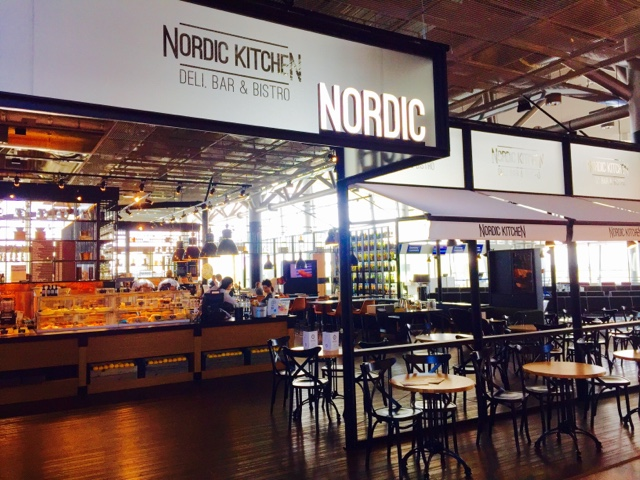 Nordic Kitchen Deli, Bar and Bistro at Helsinki Airport