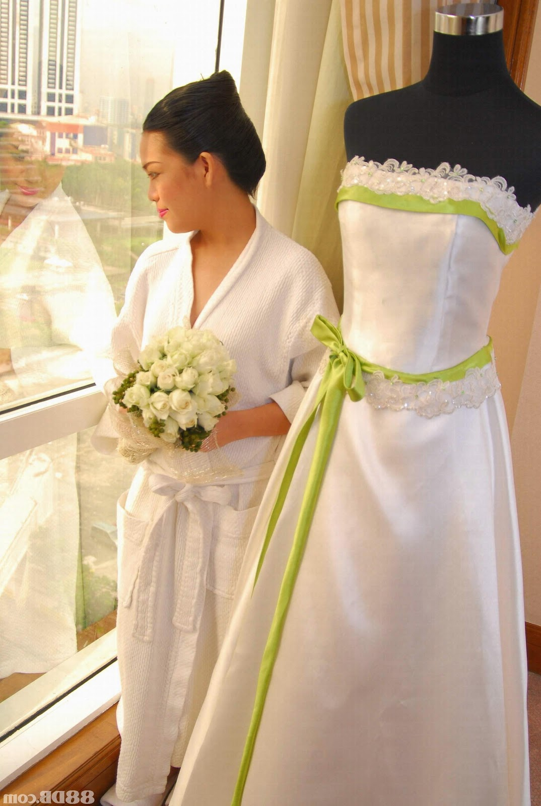Wedding Gown Package, Wedding