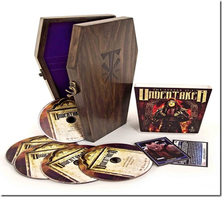 Undertaker the Streak Limited Collector's Edition