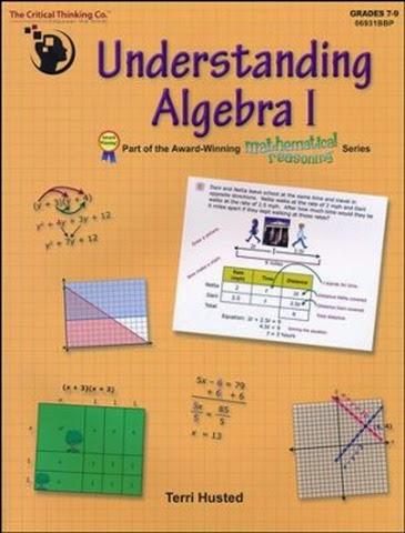 Understanding Algebra 1