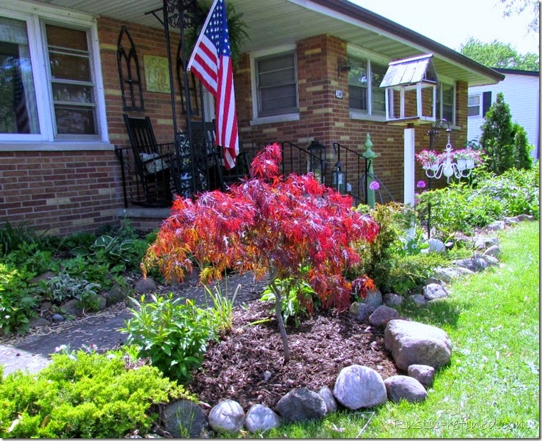 spring garden photos 2015 rustic refinedcom - Rustic Garden 2015