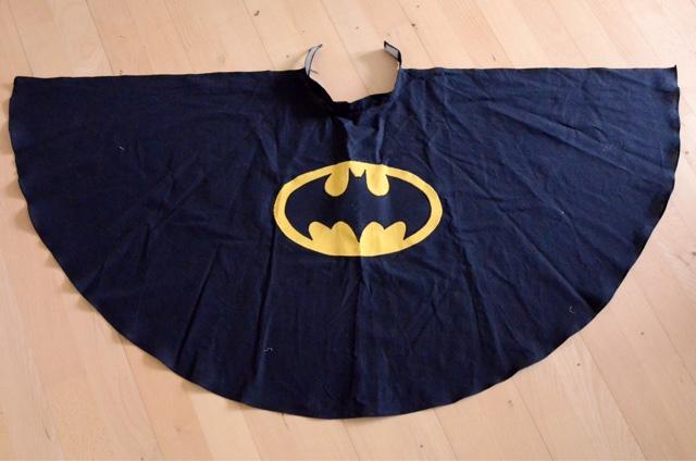 sy Batman-kappe