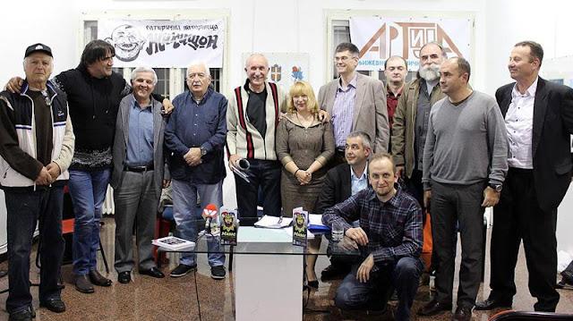 Žikišon 2015 - Učesnici Satirične pozornice