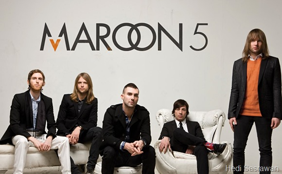 daftar-album-dan-single-maroon-5