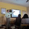 Jim Miller teaching beekeeping class 2013.JPG