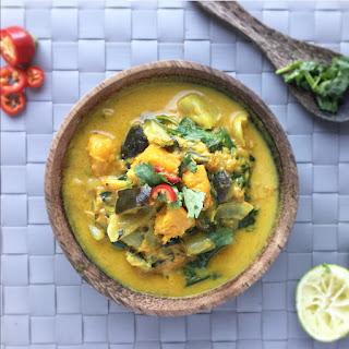 Aubergine Squash Recipes