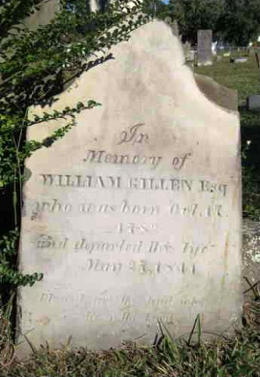GILLEN_William_headstone_1782-1841_BurlingtonGreenLawnCem_FayetteLawrenceOhio