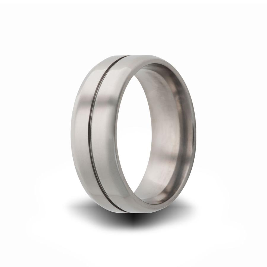 8mm wide wedding band ring
