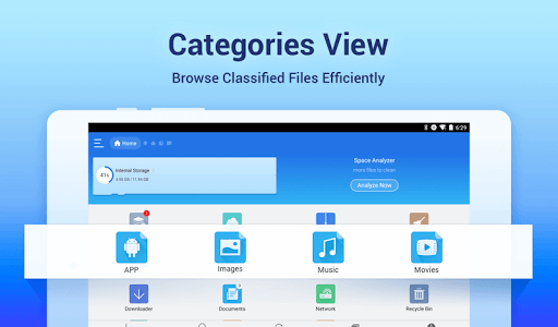 ES File Explorer File Manager screenshot 11