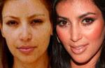 Famosas sin Maquillaje