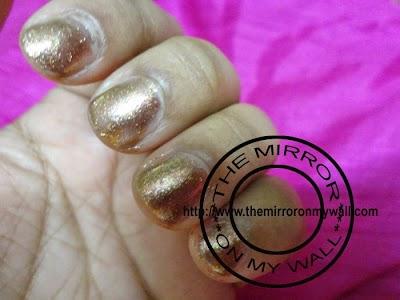 CoverGirl OutLast Stat Brilliant GlossTinis in Seared Bronze 63010.JPG