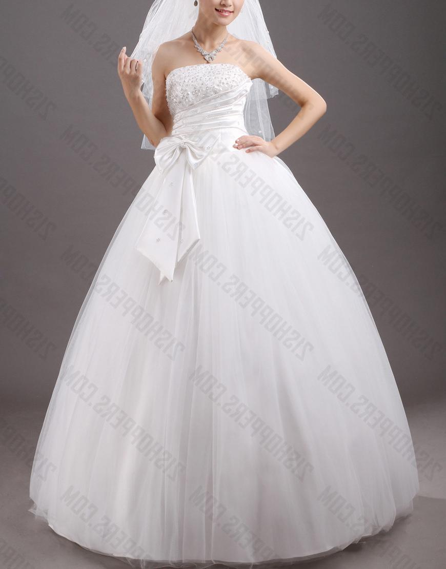 Dresses    Beige ball gown