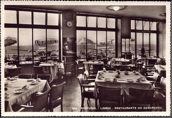 Restaurante do Aeroporto de Lisboa.6
