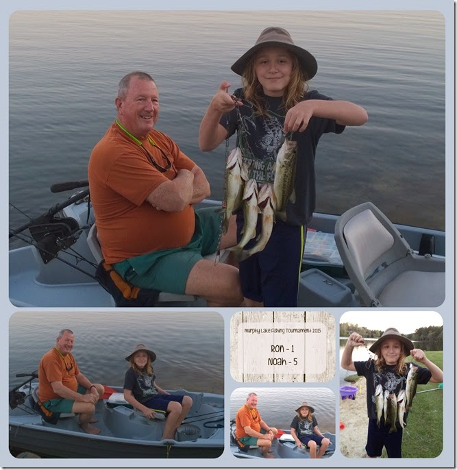 ML Easter Fishing Tourney 2015