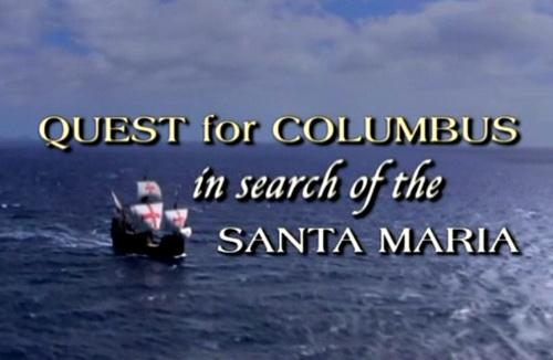 ¶ladami Kolumba Poszukiwania Santa Marii / Quest for Columbus (2004) PL.TVRip.XviD / Lektor PL