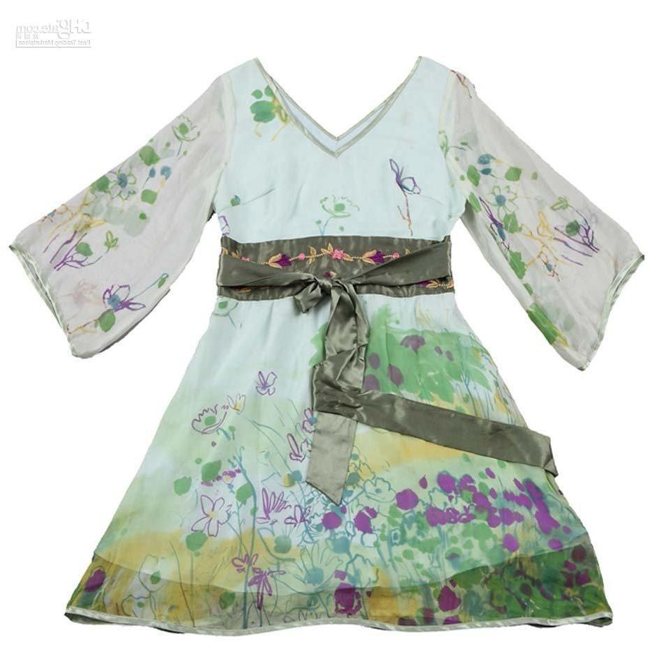 Wholesale - wedding dress XIGELI retro ladies elegant Korean dress silk Slim