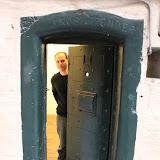 Inside a Cell at Kilmainham -- Dublin, Ireland