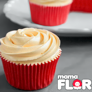 Cupcakes: Varias formas de decorar con Rosas y Espirales