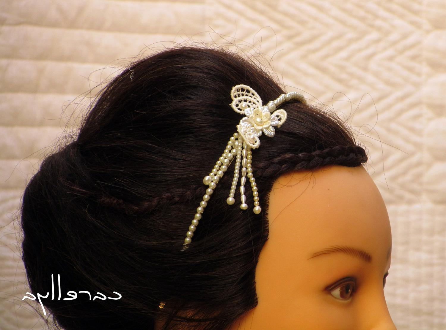LACE Bridal Headband With