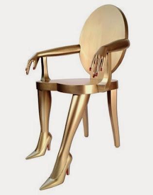 Strange Chair